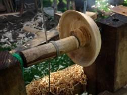 The bowl lathe