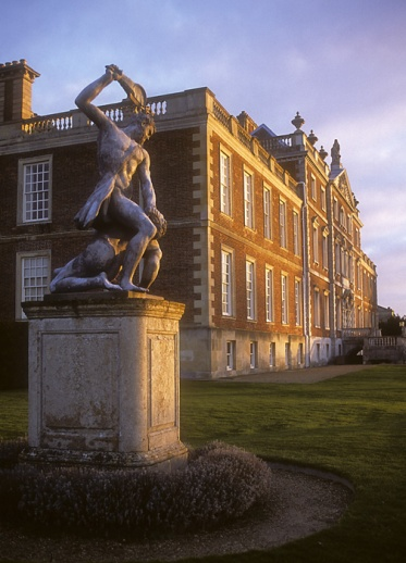 Built in 1640 by Sir Thomas Chicheley