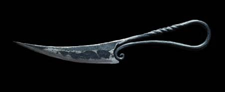 Viking knife