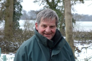 Ian Hogg Volunteer Forestry Ranger