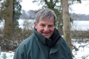 Ian Hogg Volunteer Forestry Ranger