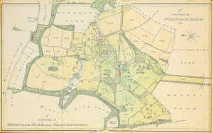1828 and the zenith of the parkland