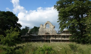 Renovation of the folly