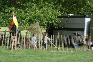 The Norfolk camp