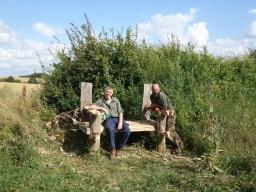 Making oak seats