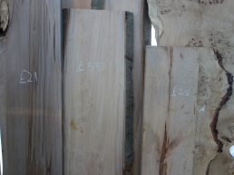 More planks for sale