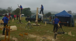 The Welsh axe men