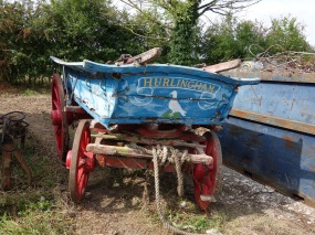 The poor old Hurlingham wagon