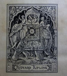 Kiplings book