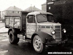 Pre war Bedford