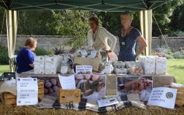 Home farm produce