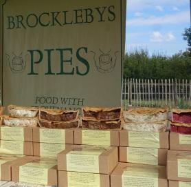 Brockleby's pies