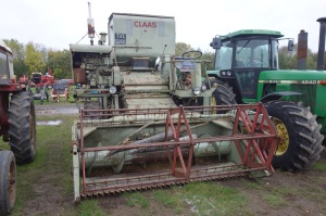 Albert you're getting a Claas combine :-)