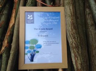The Acorn Award