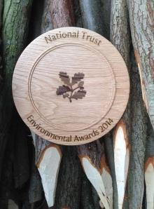 Oak platter to boot