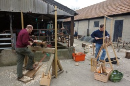 The green woodworkers day