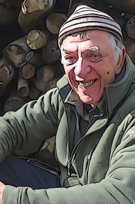 Peter Franklin, Volunteer Forestry Ranger