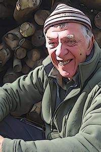 Peter Franklin, Volunteer Forestry Ranger