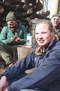 Sarah Black, Forestry Ranger