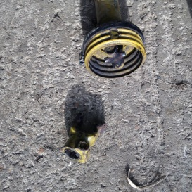 Broken pto shaft!