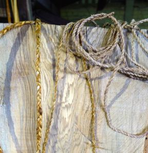 Willow and elm twine/rope