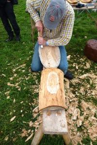 Bowl making demo