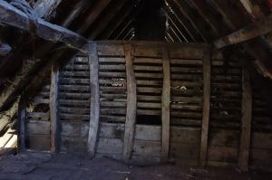 Cobs wood farm 18th century barn