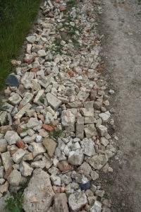 Stones we alreadt picked