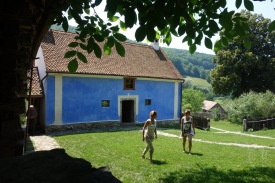Prince Charles farm in Romania