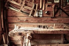 The rake makers workshop