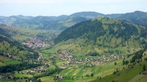 Gyrimes valley