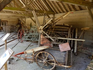 Wonderfully displayed and looked after  rural bygones