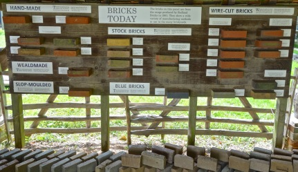 The brick display