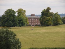 View from the folly