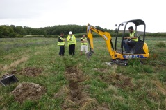 The digger course