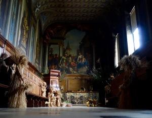 Wimpole hall chapel