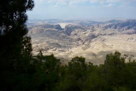 Above Petra