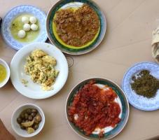 Breakfast in Aqaba