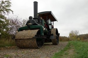 Ah it's John Reid's steam roller