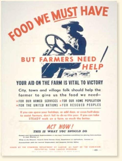 Canada-War-Food