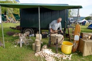 The tent peg makers shop