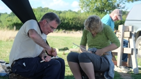 Bank holiday spoon carving course