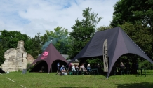Star tents rule