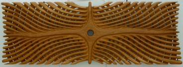 Sean Hellmans wood art