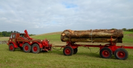 Timber tug