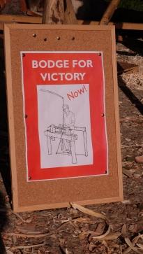 Bodge for Victroy