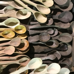 Spoons galore