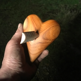 A heart for yew