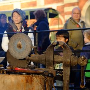 The winter craft fair meet