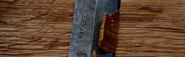 Ray Iles draw knife